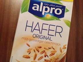 Alpro Hafer Original