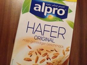 Alpro Hafer Original