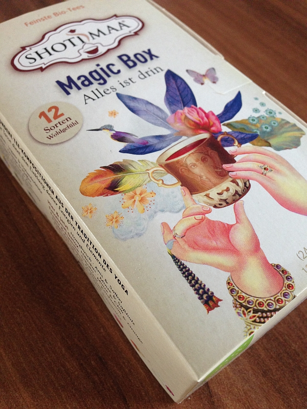 Shoti Maa Magic Box