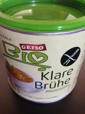 Gefro - Klare Brühe