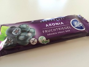 Lubs Aronia Fruchtriegel