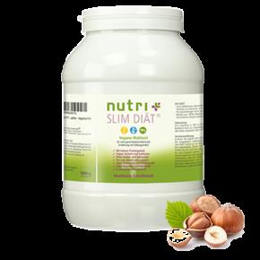 Veganer Diätshake von Nutri+ (Haselnuss)