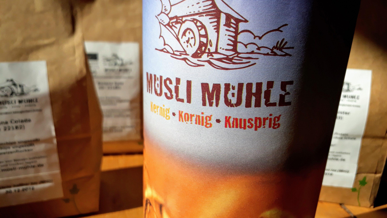 Müsli Mühle