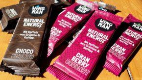 WINGMAN Natural Energy Riegel
