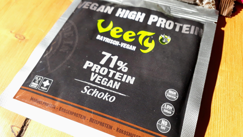 Veety - Bayrisch vegan Proteinpulver