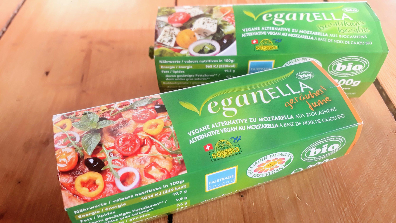 Veganella - die BioAlternative zu Mozzarella