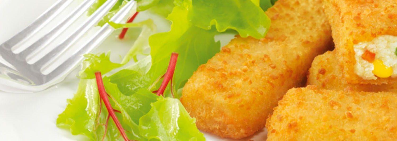 Vegane Gemüsestäbchen & Spinatstäbchen von iglo
