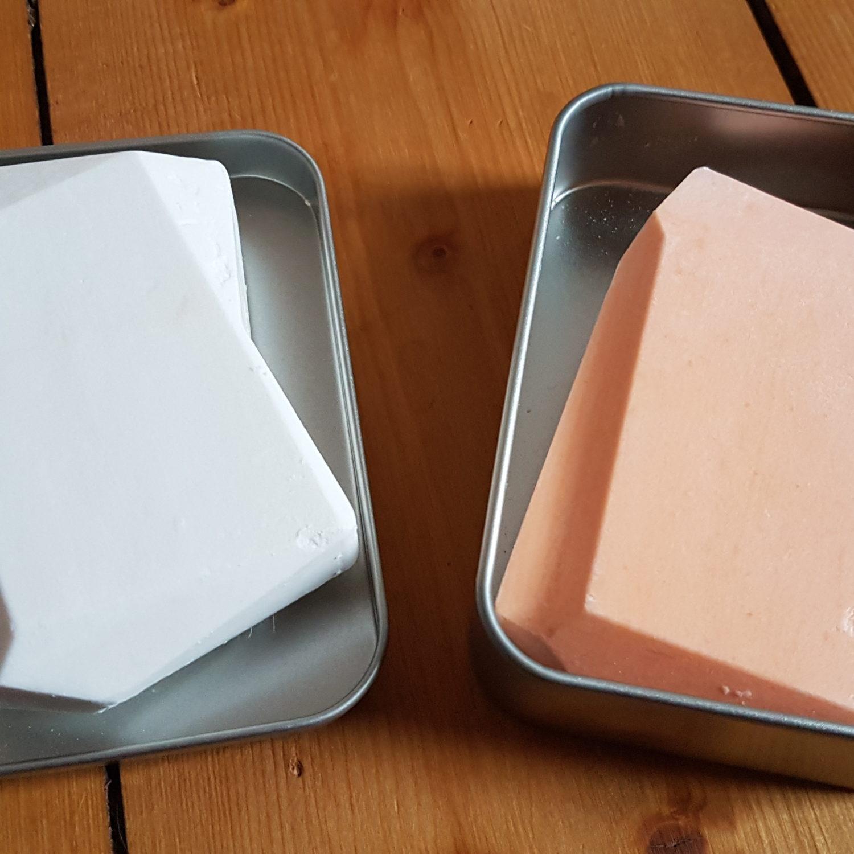 Duschbrocken - festes Duschgel & Shampoo für daheim & unterwegs