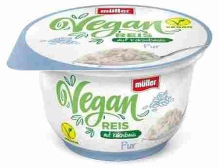 Der vegane Müller Milch Reis