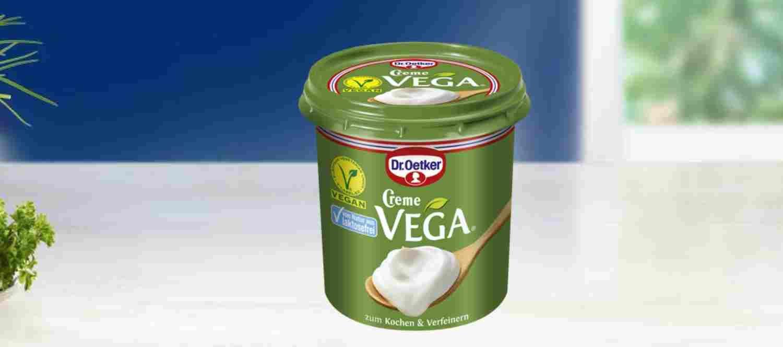 VEGA Creme von Dr. Oetker