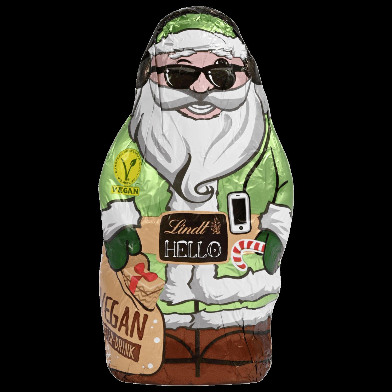 Schokoladen-Weihnachtsmann von Lindt