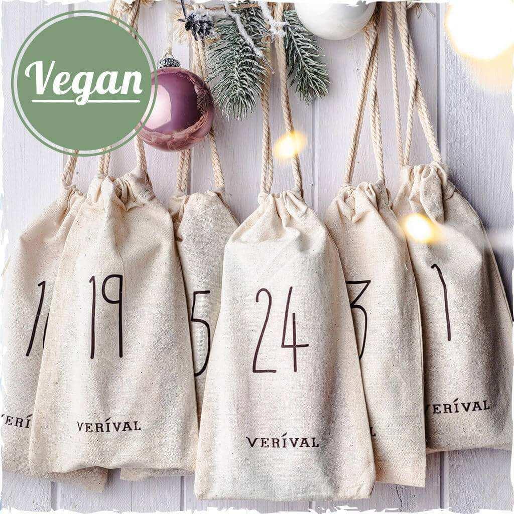 Veganer Adventskalender von Verival